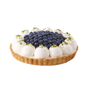 聚星之吻蓝莓蛋糕派
